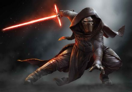 Star Wars Kylo Ren Large photo wallpaper